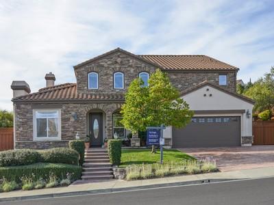 Maison unifamiliale for sales at 1282 Landmark Dr, Vallejo, CA 94591 1282  Landmark Dr  Vallejo, Californie 94591 États-Unis