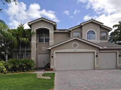 Maison unifamiliale for sales at 11771 Bayou Ln , Boca Raton, FL 33498 11771  Bayou Ln  Boca Raton, Florida 33498 États-Unis