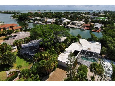 Single Family Home for sales at LIDO BEACH 225  John Ringling Blvd Sarasota, Florida 34236 United States