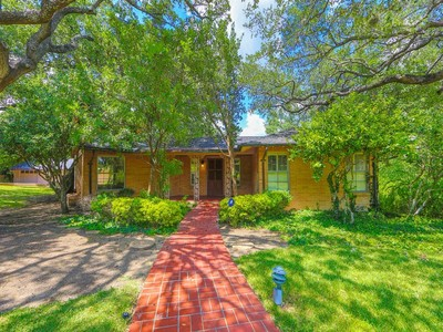 Single Family Home for sales at Beautiful Home in Terrell Hills 813 Ivy Ln   San Antonio, Texas 78209 United States