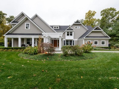 Single Family Home for sales at Post Modern 7 Frost Creek Dr  Lattingtown, New York 11560 United States
