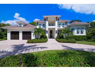 Single Family for sales at 707 Fountainhead Ln  Naples, Florida 34103 United States