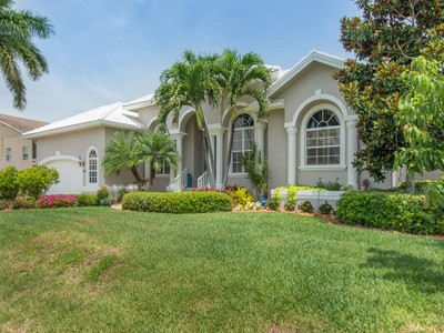 Single Family Home for sales at MARCO ISLAND - EMBER CT 1181  Ember Ct Marco Island, Florida 34145 United States