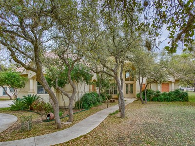 Single Family Home for sales at Privately Gated Gorgeous Home 21904 Deer Canyon Garden Ridge, Texas 78266 United States