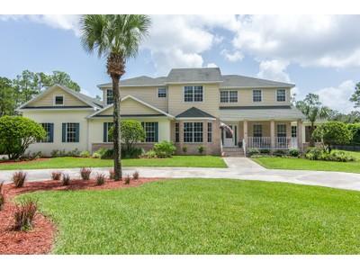 Maison unifamiliale for sales at LOGAN WOODS 60  Logan Blvd  S Naples, Florida 34119 États-Unis