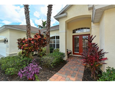 Single Family Home for sales at LAUREL OAK PARK 8608  11th Ave  NW Bradenton, Florida 34209 United States