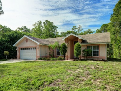 Casa Unifamiliar for sales at LOGAN WOODS - LOGAN WOODS 5150  Hickory Wood Dr Naples, Florida 34119 Estados Unidos