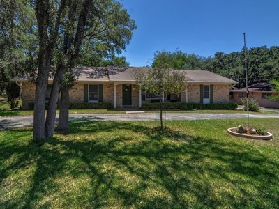 Single Family Home for sales at One-Story in Hollywood Park 114 Tiger Tail Rd  San Antonio, Texas 78232 United States