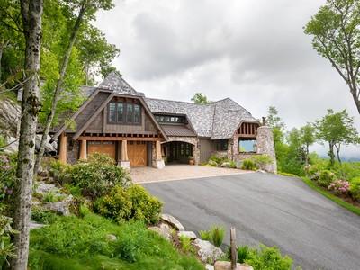Casa para uma família for sales at Linville Ridge 1801  Branlaire Drive 18 Linville, Carolina Do Norte 28646 Estados Unidos