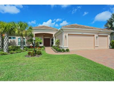Maison unifamiliale for sales at GREENBROOK PRESERVE 14717  Bowfin Terr Lakewood Ranch, Florida 34202 États-Unis
