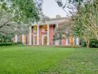 Vivienda unifamiliar for  sales at Landmark Estate in Prestigious Dallas Neighborhood 9784 Audubon Place Dallas, Texas 75220 Estados Unidos