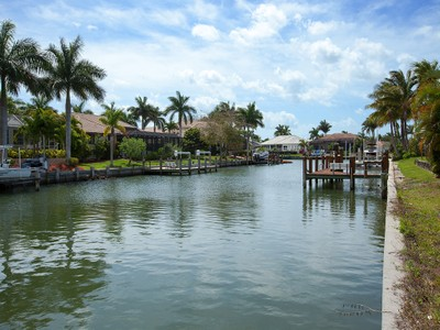 Arazi for sales at RIVER COURT - MARCO ISLAND 445  River Ct Marco Island, Florida 34145 Amerika Birleşik Devletleri