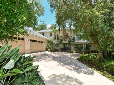 Single Family Home for sales at HIDDEN LAKES CLUB 186  Grand Oak Cir Venice, Florida 34292 United States