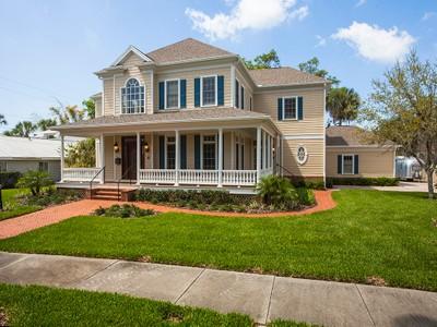 Частный односемейный дом for sales at BEACH PARK 407 S Shore Crest Dr Tampa, Флорида 33609 Соединенные Штаты