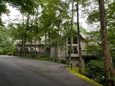 独户住宅 for sales at Linville Ridge 319  Branch Water Run 3 Linville, 北卡罗来纳州 28646 美国