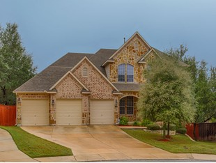 Single Family Home for sales at Impeccable Gem in Canyon Springs 1103 Coronado Cv San Antonio, Texas 78260 United States