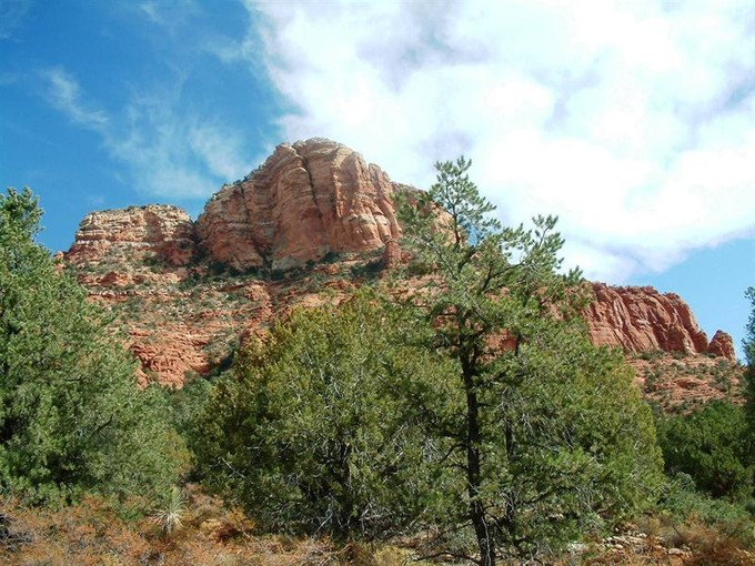 土地 for sales at Beautiful Hilltop Custom Home Site 339 Acacia Drive  Sedona, アリゾナ 86336 アメリカ合衆国