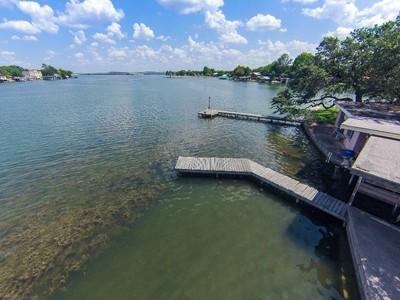 Casa Unifamiliar for sales at One Acre Waterfront Property on Lake LBJ 1401 Belaire Dr Granite Shoals, Texas 78654 Estados Unidos