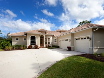 Single Family Home for sales at MYAKKA RIVER TRAILS 550 N River Rd Venice, Florida 34293 United States