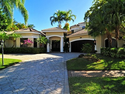 Maison unifamiliale for sales at St. Andrews Country Club 6972  Queenferry Cir Boca Raton, Florida 33496 États-Unis