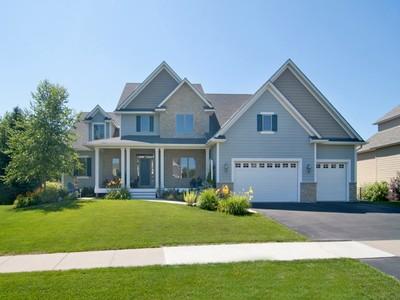 独户住宅 for sales at 2940 Fairway Dr , Chaska, MN 55318 2940  Fairway Dr Chaska, 明尼苏达州 55318 美国