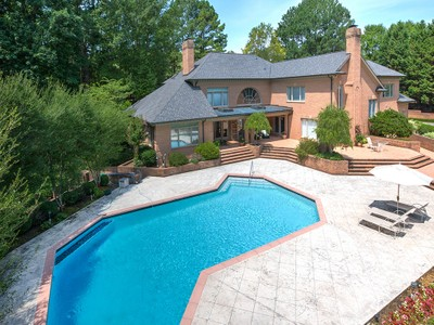 獨棟家庭住宅 for sales at SEVEN EAGLES 9100  Winged Bourne Rd Charlotte, 北卡羅來納州 28210 美國
