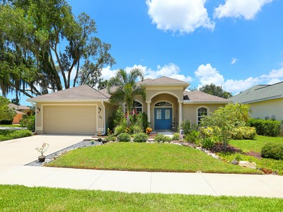 Single Family Home for sales at BLUE HERON POND 161  Wading Bird Dr Venice, Florida 34292 United States