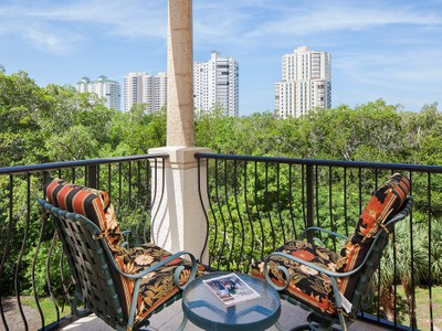 Condominium for sales at BAY COLONY - MASION LA PALMA 8720  La Palma Ln 301 Naples, Florida 34108 United States