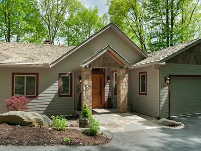 独户住宅 for sales at LINVILLE RIDGE 1141  Vista Way Linville, 北卡罗来纳州 28646 美国