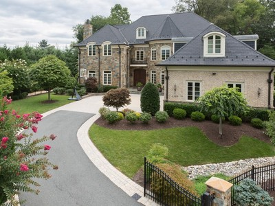 Single Family Home for sales at 1303 Kirby Road, McLean 1303 Kirby Rd McLean, Virginia 22101 United States