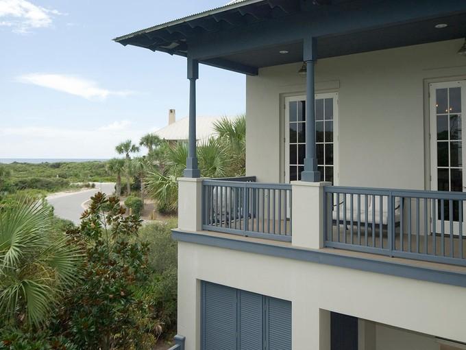 Maison unifamiliale for sales at EXCEPTIONAL PRIVACY OVERLOOKING NATURE PRESERVE 75  Bermuda Dr Santa Rosa Beach, Florida 32459 États-Unis