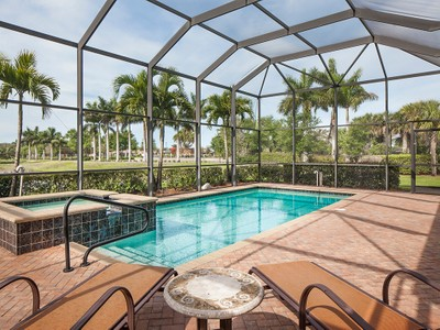 Single Family for sales at 9301 Vercelli Ct  Naples, Florida 34113 United States