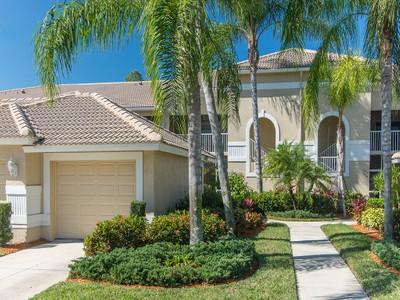 Condominium for sales at NAPLES - CEDAR HAMMOCK - VERANDA 3705  Buttonwood Way 1623  Naples, Florida 34112 United States