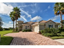 Single Family Home for sales at VENETIAN GOLF & RIVER CLUB 342  Cipriani Way   North Venice, Florida 34275 United States