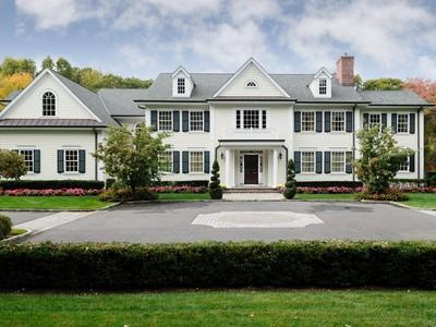 独户住宅 for sales at Colonial 545 Hunter Ln Muttontown, 纽约州 11771 美国