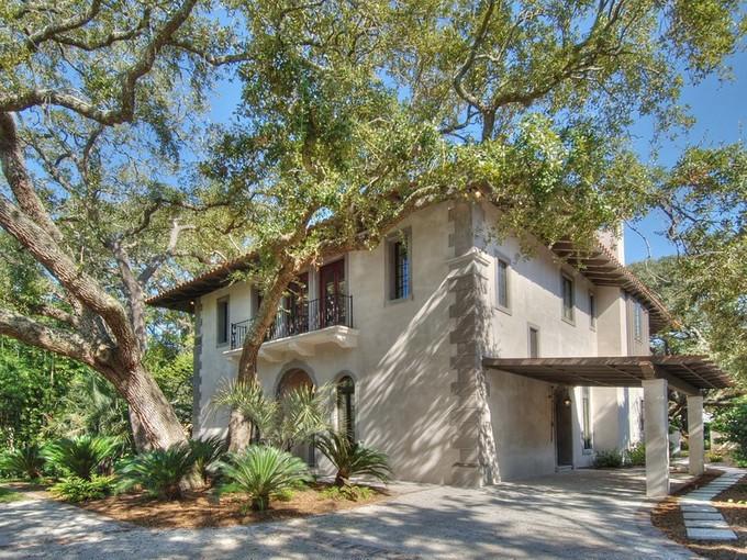 Single Family Home for sales at Cottage 28 124 E 7th St Sea Island, Georgia 31561 United States