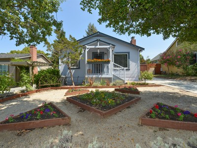 Single Family Home for sales at 1220 East Ave, Napa, CA 94559 1220  East Ave Napa, California 94559 United States