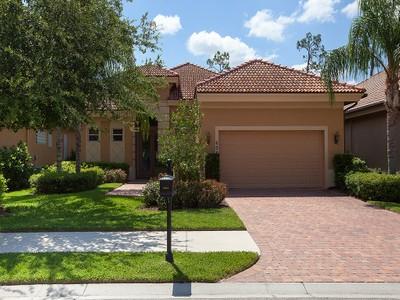 Casa Unifamiliar for sales at LELY RESORT - PRESTWICK PLACE 6044  Dogleg Dr Naples, Florida 34113 Estados Unidos