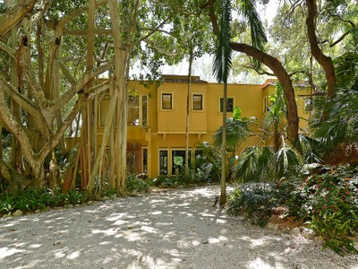 Single Family Home for sales at MIRAMAR 8128  Midnight Pass Rd Sarasota, Florida 34242 United States