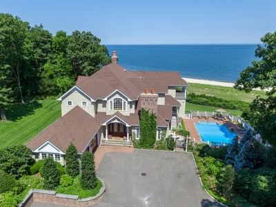 Single Family Home for sales at Post Modern 7 Pheasant Run  Nissequogue, New York 11780 United States