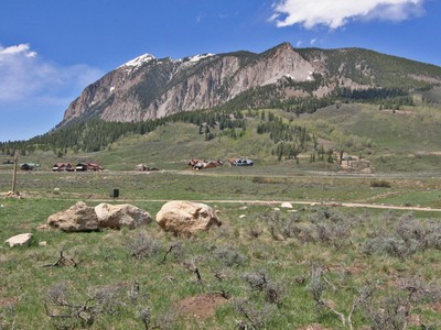 Land for sales at 723 South Avion Drive  Crested Butte, Colorado 81224 United States