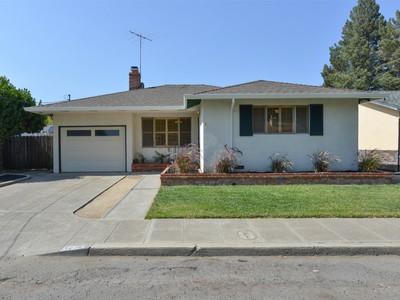 Vivienda unifamiliar for sales at 1212 Legion Ave, Napa, CA 94558 1212  Legion Ave Napa, California 94558 Estados Unidos