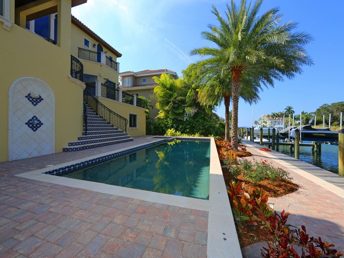 Single Family Home for sales at WHITAKERS LANDING 995  Whitakers Ln  Sarasota, Florida 34236 United States
