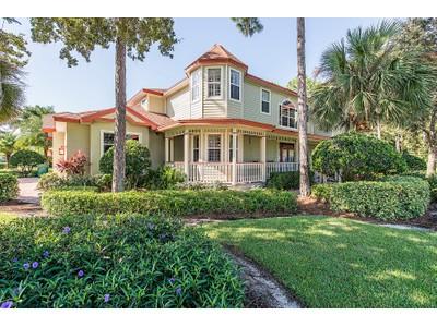 Casa para uma família for sales at COACHMAN GLEN 2830  Coach House Way  Naples, Florida 34105 Estados Unidos