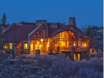 Vivienda unifamiliar for sales at Polished Tuscan Meets Park City in Promontory 3780 E Rockport Ridge Rd   Park City, Utah 84098 Estados Unidos