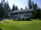 Einfamilienhaus for  sales at Contemporary North Idaho Estate 1735 Lakeshore Drive Sagle, Idaho 83860 Vereinigte Staaten