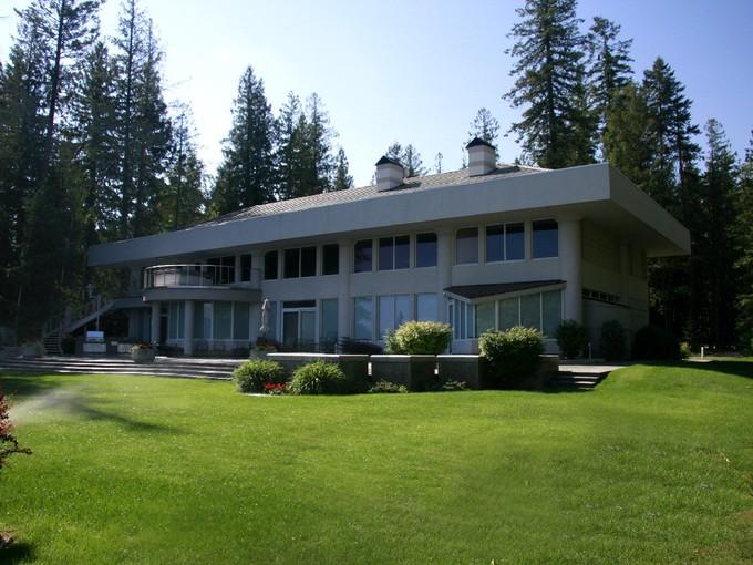 Maison unifamiliale for sales at Contemporary North Idaho Estate 1735 Lakeshore Drive Sagle, Idaho 83860 États-Unis
