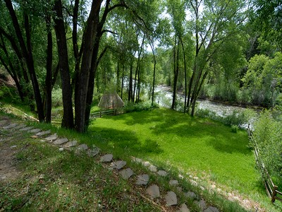 Land for sales at Samuelson 80 River Bend Road Snowmass, Colorado 81654 United States