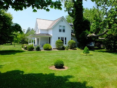 Single Family Home for sales at Farmhouse 1045 Orchard St Orient, New York 11957 United States