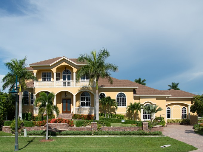 Single Family Home for sales at MARCO ISLAND 1026  Bald Eagle Dr   Marco Island, Florida 34145 United States